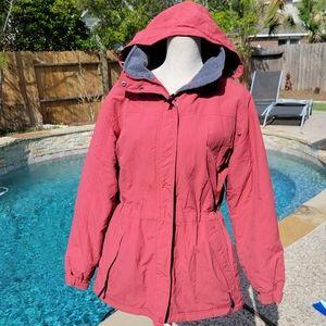 L.L. Bean Winter Warmer Coat Sherpa  jacket M